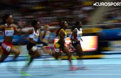 Atletika na Eurosportu