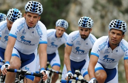 Tim Novo Nordisk i ove godine vozi Tour of Croatia