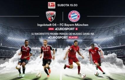 Eurosport 2 donosi najbolje utakmice Bundeslige