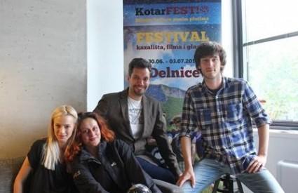 Glumci najavili KotarFEST!