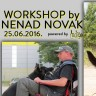 Workshop s Nenadom Novakom