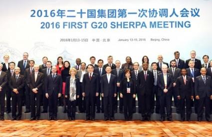 Kina prvi puta predsjeda G20