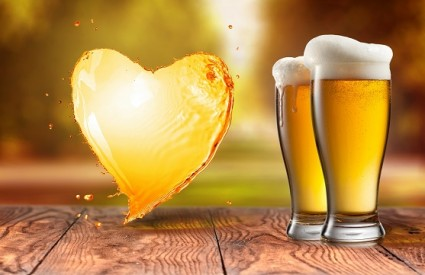 Pivo čuva srce, znate li to?