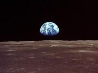 Pogled na Zemlju s Mjeseca