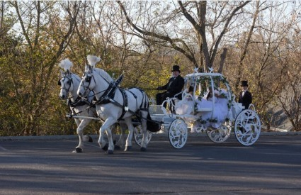 Romska vjenčanja su uvijek spektakularna