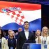 EK zakopala Hrvatsku