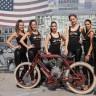 Seriju Harley i Davidsonovi najavili motocikli sa snimanja i članovi H.O.G. Pleter Chapter Croatia