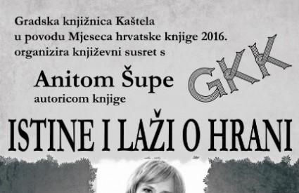 Anita Šupe razbija zablude o hrani