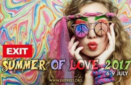 Ljeto ljubavi u organizaciji EXIT festivala