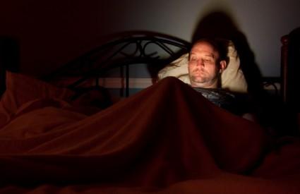Mobitelu nema mjesta u krevetu