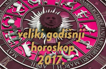 Godišnji horoskop za 2017.
