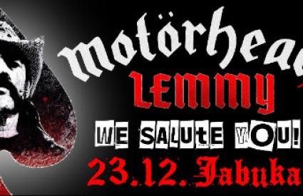 Motorhead night u Jabuci