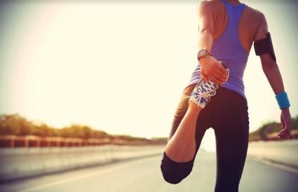 Vježbajte kako treba