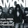 Ramones Night u Jabuci 2. prosinca