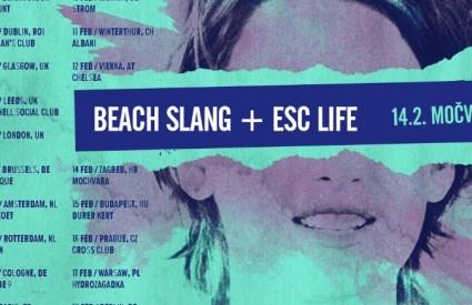 Beach Slang ponovno u Zagrebu