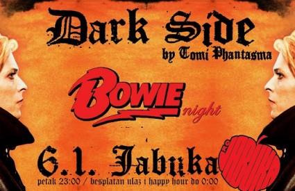 Dođite na Bowie Night u Jabuku!