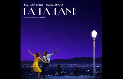 La La Land daleko je najbolje ocijenjen film 2016. godine