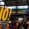Prosvjednici blokiraju aerodrome u SAD