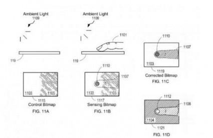 Patent ide u iPhone X?