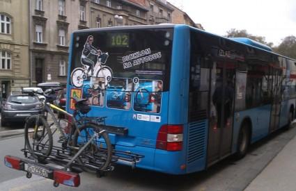 Biciklom na - bus