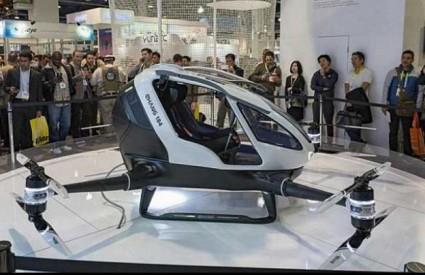 Ehang 184 je putnički dron