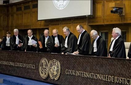 Međunarodni sud pravde imat će težak posao