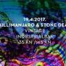 Killimanjaro i Stone Dead u Vintage Industrial Baru