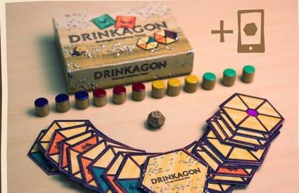 Podržite Drinkagon na Kickstarteru