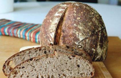 Kruh koji nema žitarica