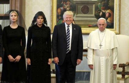Papa je bio prilično ozbiljan...