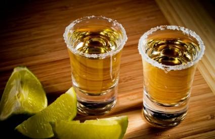 Tequila je zdrava!