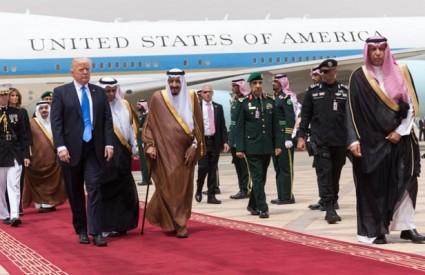 Trump izaziva kontroverze gdje god se pojavi