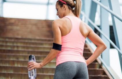 Vježbanje bez pola muke