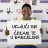 Slatkim hat-trickom do Barcelone