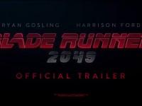 Blade Runner 2049. - prvi službeni trailer
