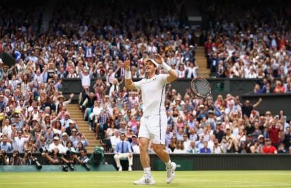 Eurosport donosi najbolje s Wimbledona