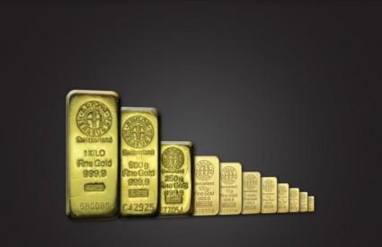 Investicijsko zlato je zanimljivo svima