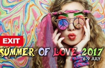 EXIT Ljeto ljubavi je počelo