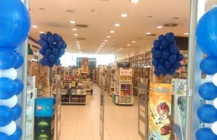Dođite u novu knjižaru u Avenue Mallu