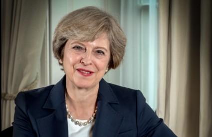 Theresa May na udaru