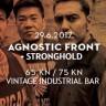 Agnostic Front + Stronghold@Vintage Industrial Bar 29. lipnja