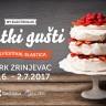 6.  Festival slastica SLATKI GUŠTI na Zrinjevcu