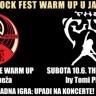 Vikend zagrijavanja za Zagreb Rock Fest u Jabuci 9. i 10. lipnja