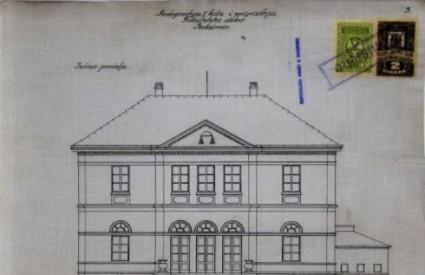HR-DAZG-1122 Zbirka građevne dokumentacije, kut. 2396.