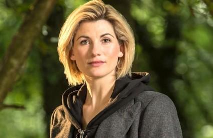 Jodie Whittaker - prvi ženski Doctor Who