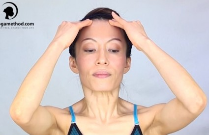 Vježbajte jogu za lice i usporite starenje