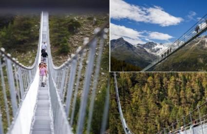 Most Europa ima spektakularan pogled