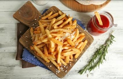 Proslavite Dan prženih krumpirića