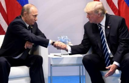 Hoće li Trump izdati Zapad?