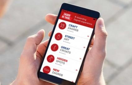 Zagreb Be There je sve popularnija aplikacija